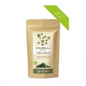 CHLORELLA BIOLOGICA IN COMPRESSE 90g