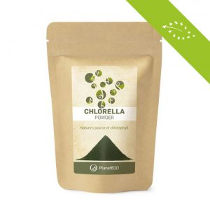 CHLORELLA BIOLOGICA IN POLVERE 100g